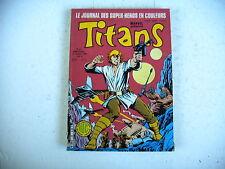 BD marvel TITANS n° 24 - 1980