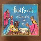 Vintage Empty Christmas Box By Royal Beauty Nativity Scene 50's 60's ( Box only)