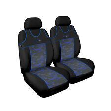 SCHMIDT XL ML Schwarzer SET Sitzbezüge für SUZUKI WAGON R