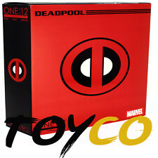 NEW AUTHENTIC Mezco Toyz One:12 Collective Deadpool Action Figure IN STOCK