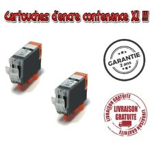 30 Cartouches No-oem Canon Pixma Ip4850 4950 Mg5150 5250 5350 8150 Mx885 Pgi525
