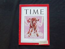 1948 JUNE 14 TIME MAGAZINE - YOUNG WALL STREET BULL - T 1126