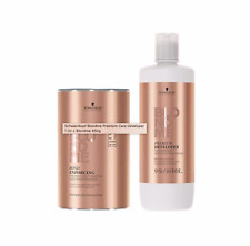 Schwarzkopf Blondme 9% Premium Care Developer 1 Ltr + Blondme 450G