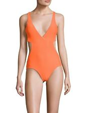 New $208 Basta Surf Aviones Reversible One Piece Swimsuit S