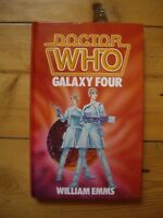 Doctor Who Galaxy Four *1985 W H ALLEN HARDBACK, NOT EX-LIBRARY*
