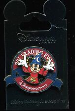 DLP DLRP Trading Event Wizards Witches Sorcerer Mickey LE 400 Disney Pin 100630