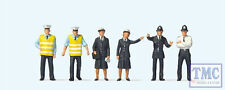 PR73004 Preiser OO Scale British Police 6