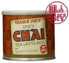Trader Joe's Spicy Chai Tea Latte Mix