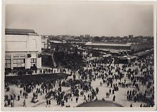 Salon Foire Pologne Photo Santerre Paris France Vintage argentique ca 1930