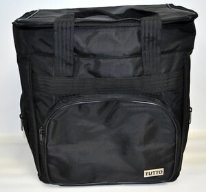 Tutto Serger and Sewing Accessory Bag Black