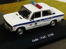 1/43 Ixo Lada VAZ 2106 Police Russland POLICE CARS 8009