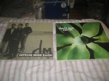 DEPECHE MODE-EXCITER-1 POSTER FLAT-2 SIDED-12X12 INCHES-NMINT!!