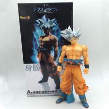 DRAGON BALL Super  Action Figure Goku Istinto Giocattolo Pvc 26 Cm Nuovo !!