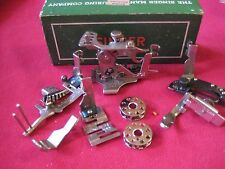 Singer 301 slant shank  sewing machine Attachments