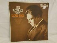 JOHN MCCORMACK - SACRED MUSIC - VINTAGE VINYL LP