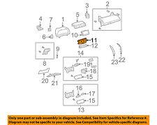 TOYOTA OEM 09-13 Corolla Instrument Panel Dash-Center Bezel 5540602250