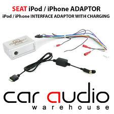 Ctastipod009.2 Siège Altea IBIZA Leon Voiture iPod iPhone Adaptateur Interface CONNECTS2