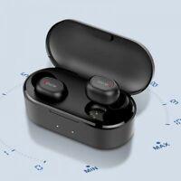 QCY T2C Bluetooth 5.0 Headset Mini TWS Twins Wireless Stereo Earphone Earbuds US