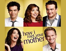 HOW I MET YOUR MOTHER - flexible fridge magnet
