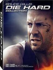 Die Hard Collection Die Hard Die Hard 2 - Die Harder Die Hard With Dvd