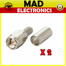 SMA Male Radio Communication Coaxial Cables & Connectors