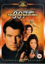 Tomorrow Never Dies DVD 1997 by Pierce Brosnan Jonathan Pryce Robert Elswit