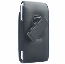 for iphone 7 8 /6s plus PU Leather Magnetic pouch Case Cover Belt Holster Pouch