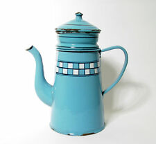 Enamel Collectable Teapots & Kettles