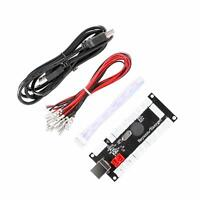 Zero Delay USB Encoder & Cables (5Pin, 2.8mm) Kit for Arcade Joystick and Button