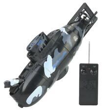 Mini 6CH Modellbau U-Boot Schiff Submarine RC Marine Wasserspielzeug ▼
