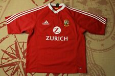British And Irish Lions Tour To New Zealand 2005 Rugby Jersey shirt Adidas