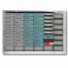 Nortel M5000 Literature/Button Pack for Nortel M5000 Series Phones New