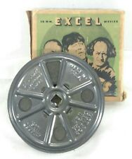 "Vintage 16mm The Three Stooges in ""Heavy Gunners"" 1950 Movie"