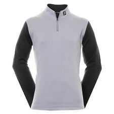 ** SALE** FootJoy Double Layer Contrast Chill Out Pullover Sweater / Top 92609