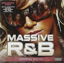 Massive R&B Spring 2010, Various Artists, Used; Good CD