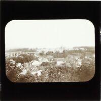SUISSE Berne, Photo Vintage Plaque de Projection Lanterne Magique VR1L47
