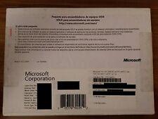 Microsoft Windows Server Enterprise 2008 r2 64bit sp1 ESPANOL spagnolo p72-04473