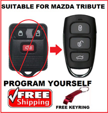 Suitable for MAZDA TRIBUTE REMOTE FOB 2001 2002 2003 2004 2005 2006 2007 2008