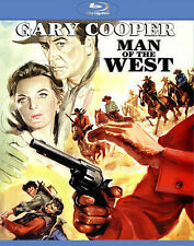 The Man of the West (Blu-ray, 2014) Gary Cooper, Julie London NEW