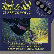 ROCK & ROLL CLASSICS VOL. 2 / 2 CD-SET (BELLAPHON 993-07-009) - TOP-ZUSTAND