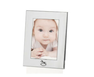 Children Photo Frame Baby IN 13x18 Rocking Horse Christening Gift with Engraving