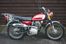 Honda CL125S CL 125 S Direct from a private museum in the USA *STAGGERING*