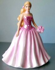 Royal Doulton Barbie Birthday Wishes Figurine Hn5532 Limited Edition 41/4500 New