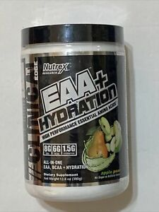 Nutrex Research - EAA + Hydration - EAA, BCAA's  Amino Acids - Expires 01/2023