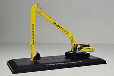Komatsu PC340 Hydraulic Excavator W122 Maßstab 1:76 von Atlas