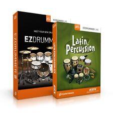 TOONTRACK EZ Drummer 2 + EZX Latin Percussion