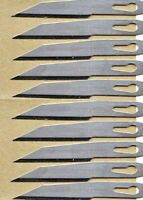 Stanley 1-11-221 X 10 blades for 0-10-598 knife    FREE SHIP