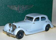 Lansdowne Models LDM 106 1936 Bentley 4 ¼ Litre Saloon by Barker light blue 1:43