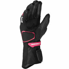 Spidi STR-5 CE Ladies Leather Motorcycle Gloves 116153 Large