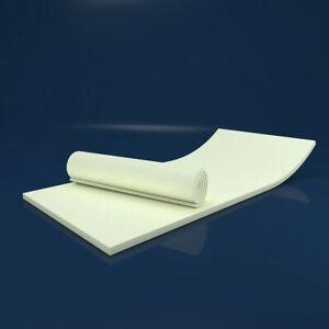Schaumstoff Zuschnitt Schaumstoffplatte Matratze Polster Auflage Topper RG27/45